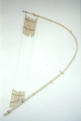 Arc et petits bâtons 1, 1988